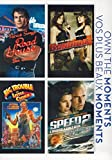 Road House / Bandidas / Big Trouble in Little China / Speed 2: Cruise Control (Own the Moments)