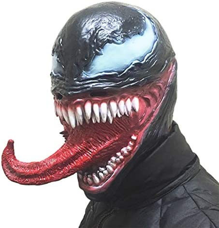 Venom Kids Halloween Costume Mask product image