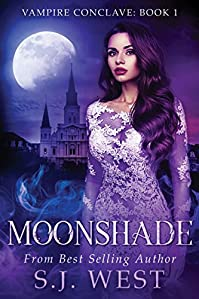 Moonshade by S. J. West ebook deal