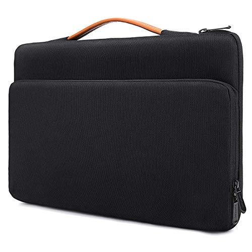 CASE U 15.6 inch Black Laptop Sleeve Bag