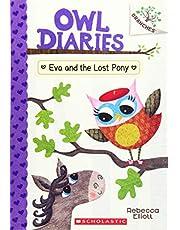 Owl Diaries # 8: Eva & the Lost Pony