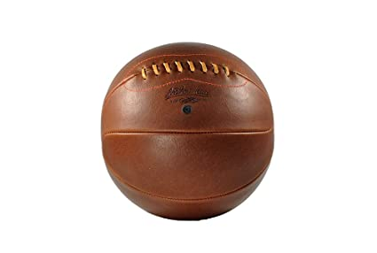 6d60f0776c2 Image Unavailable. Image not available for. Color: Leather Head Naismith  Style Lace Up Basketball
