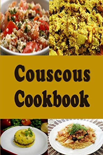 Couscous Cookbook by Laura Sommers