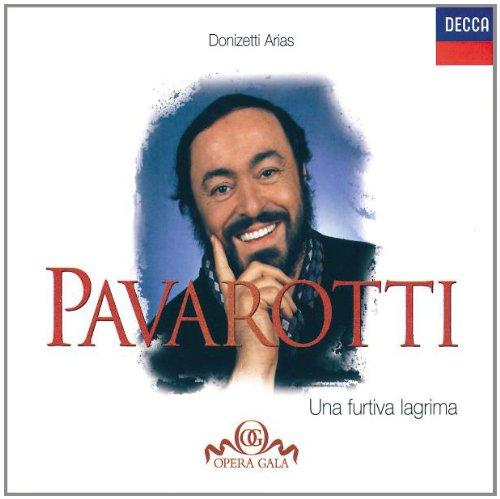Luciano Pavarotti - Donizetti Arias ~ Una furtiva lagrima (Furtiva Una Opera Lagrima)