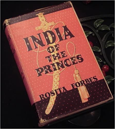 Book India of the Princes