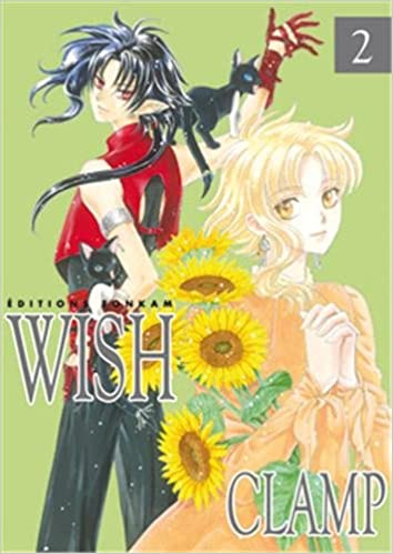 Wish: CLAMP: 9782759502912: Amazon.com: Books