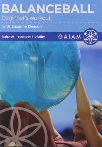 Amazon.com: Balance Ball for Beginners (2006) by Gaiam ...