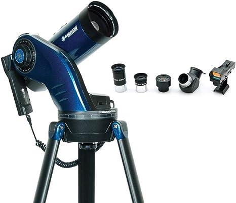 Telescopio Maksutov Meade StarNavigator NG 90 GoTo f//13.9