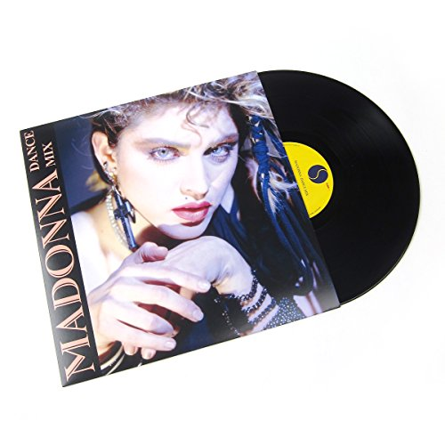 Madonna: Dance Mix EP Vinyl 12