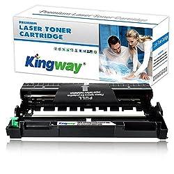 Kingway Compatible Brother TN660 High Yield Toner Cartridge for Brother HL-L2340DW DCP-L2540DW MFC-L2700DW HL-L2380DW HL-L2300D MFC-L2740DW DCP-L2520DW HL-L2360DW MFC-L2720DW HL-L2320D Laser Printer
