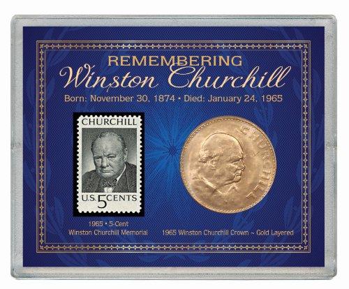 American Coin Treasures Remembering Winston Churchill (Coin Churchill Commemorative)
