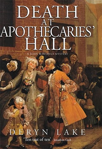 Read Online Death at Apothecaries' Hall PDF