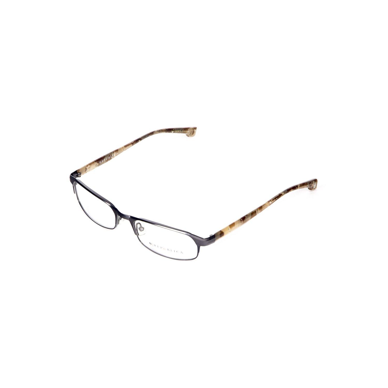 Republica Men\'s Vieques Eyeglass Frames 57mm Gunmetal at Amazon ...
