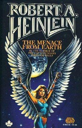 """""""The Menace from Earth"""" av Robert A. Heinlein"""