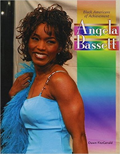 Download BLACK AMERICANS OF ACHIEVEMENT- ANGELA BASSETT PDF