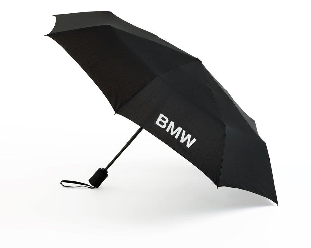 Roll over image to zoom in BMW Genuine Roundel Emblem Umbrella