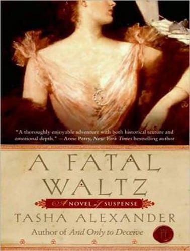 Download A Fatal Waltz (Lady Emily) pdf