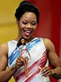 FGC34 BARBIE GABBY DOUGLAS DOLL 2017 Olympic Womens Gymnastics MEDALIST
