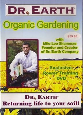Dr. Earth - Organic Gardening