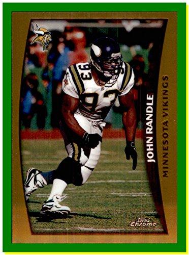 John Randle Minnesota Vikings - 1998 Topps Chrome #138 John Randle MINNESOTA VIKINGS HOF TEXAS A&I