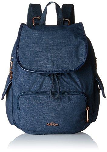 City Backpack Spark Womens Y17 S Pack Kipling Blue Navy 1nP5q6