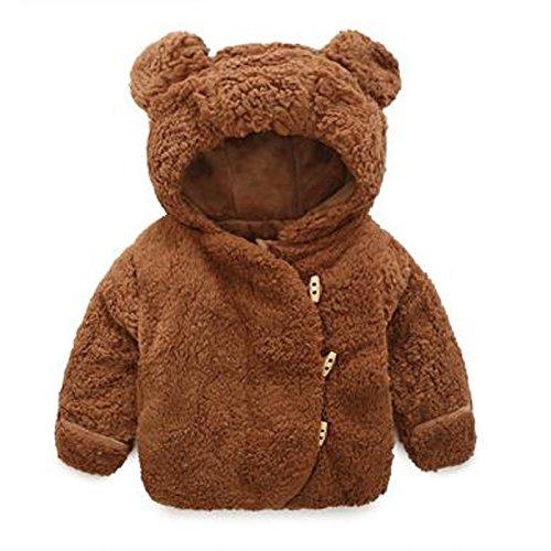 PiterNace Stylish Baby jacket Winter Infant Girls Clothes newborn warm snowsuit outerwear bebe hoodie fur thick