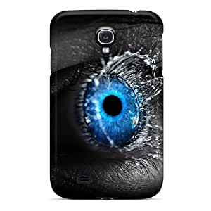 Galaxy S4 Cover Case - Eco-friendly Packaging(water Eye)