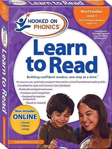 Learn to Read Kindergarten Level 1