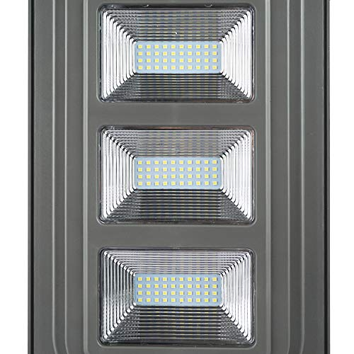 ECO LLC 60W LED Solar Powered Wall Street Light PIR Motion Outdoor Garden Lamp by ECO LLC (Image #5)