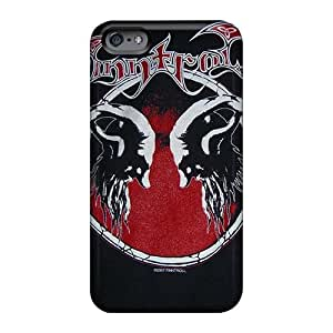 JohnPrimeauMaurice Iphone 6 Excellent Hard Cell-phone Cases Allow Personal Design Trendy Finntroll Band Pattern [VTj1941tHHI]