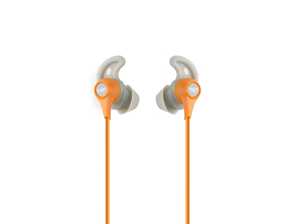 Vieta VHP-SB330OR - Auricular Sport con Bluetooth, Color Naranja: Amazon.es: Electrónica