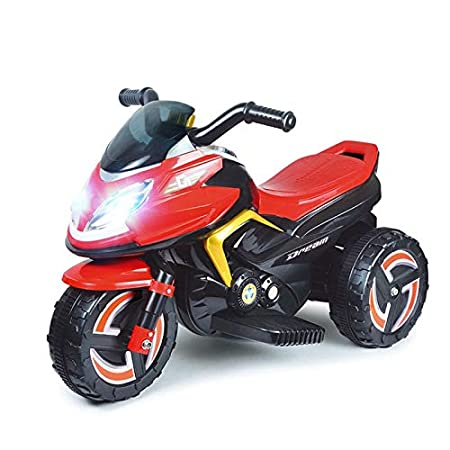 Toyshine Power Storm Battery Operated Rechargeable Bike Ri