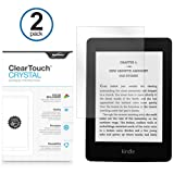 BoxWave Amazon Kindle Paperwhite ClearTouch Crystal Screen Protector Review and Comparison