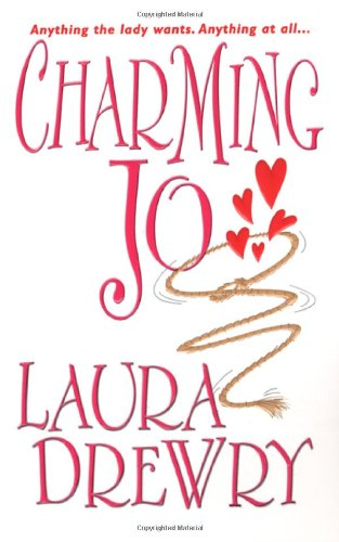 book cover of Charming Jo