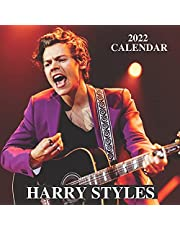 HARRY STYLES 2022 CALENDAR: harry styles calendar , 8.5 & 8.5 Monthly Colorful Square Wall Calendar Harry Styles 2022 , Contains beautiful Harry styles pictures