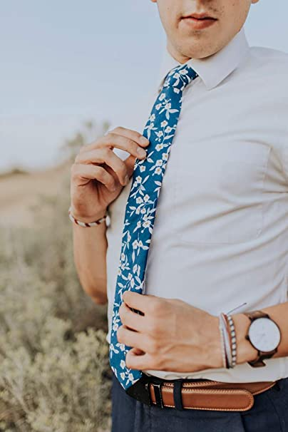 Dances Great for Weddings Groomsmen Groom Missions Gifts. Cotton Wool Linen Necktie DAZI Mens Skinny Tie