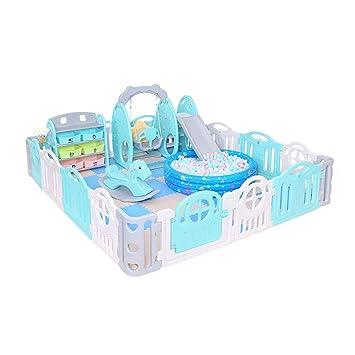 Sicherheitszaun Home Baby Indoor Krabbeln Mat Kinder Spielen Zaun