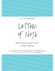 Save on Letters of Note: Correspondence Deserving of a Wider Audience and more