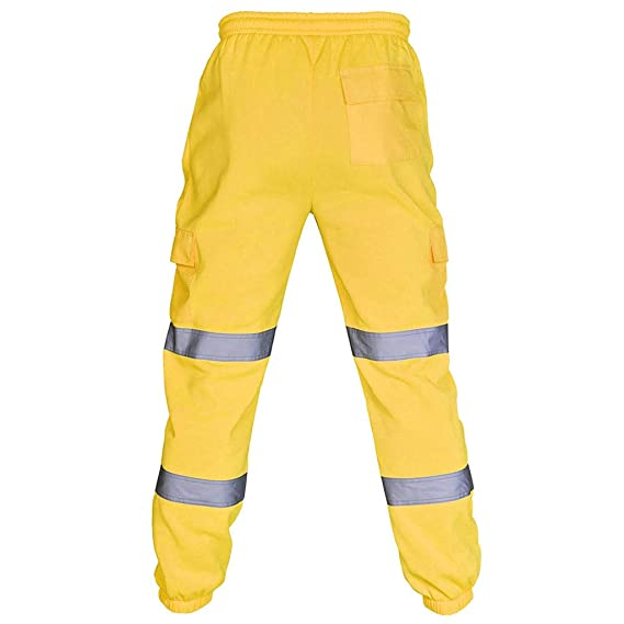 Xinantime Pantalones de Trabajo, Pantalón Chandal Hombre ...