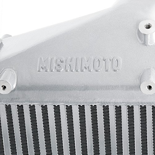 Mishimoto MMINT-RAM-13KSL Silver Dodge 6.7L Cummins Intercooler Kit