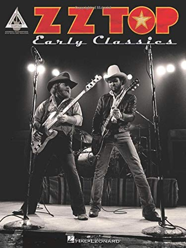 zz top songbook - 1