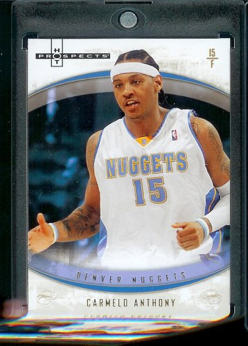 08 Fleer Hot Prospects Basketball - 1