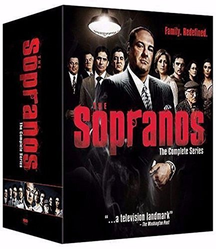 The Sopranos The Complete Series Season 1-6 (DVD ,2014 30-Disc) YammaMarket by YammaMarket