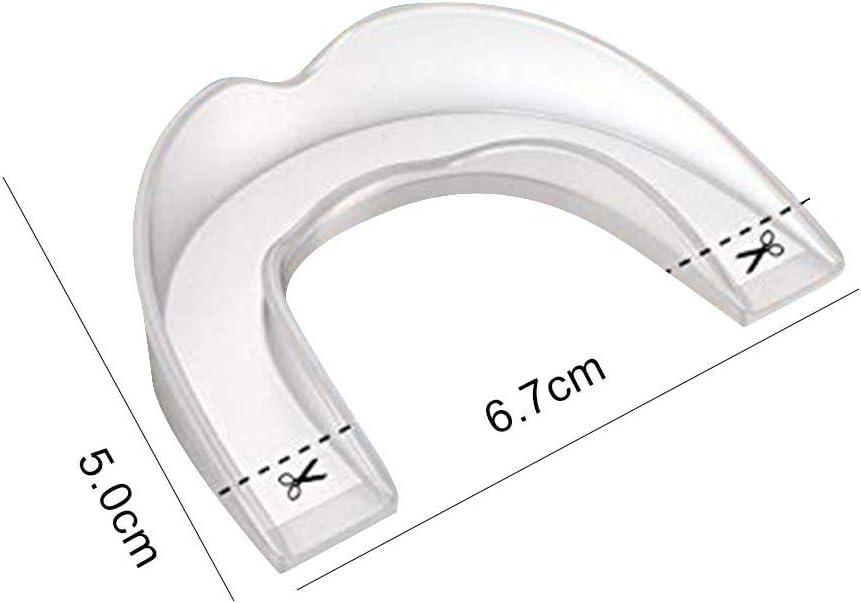 Diafrican Health Dental Guard Protection dentaire de nuit pour le meulage des dents Garde professionnelle pour embout buccal sup/érieur ronflement professionnel