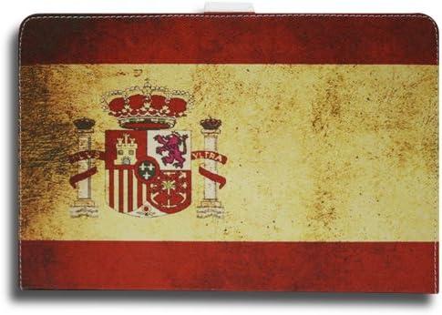 Funda Tablet Universal Bandera España 10.1 Pulgadas: Amazon.es: Electrónica