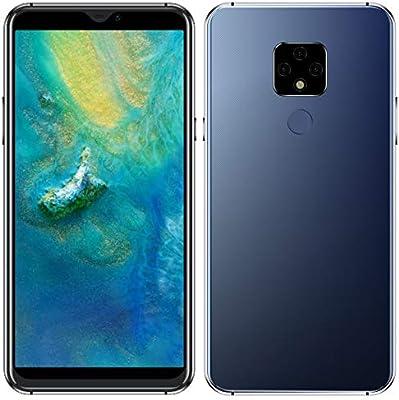 Móviles y Smartphones Libres, Unlocked 3G Teléfono Móvil Libre y sin Bloqueo de SIM, 5.0 Pulgadas Android GO Teléfono (5.0MP HD Cámara,Dual SIM,1GB RAM & 4GB ROM (GPS,WiFi,Bluetooth) (Mate 20 Plus-Negro): Amazon.es: