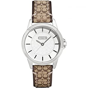 Coach Damen CLASI Analog Dress Quartz Reloj 14501525