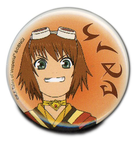 1.25 1.25 Great Eastern Entertainment Inc 16227 Great Eastern Entertainment Tales of Vesperia Rita Button