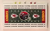 Rico Industries Kansas City Chiefs NFL Cribbage Board
