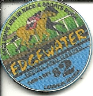 $2 edgewater exclusive for race & sportsbook laughlin nevada casino chip